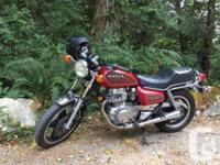 Make Honda Model Cb Year 1981 Looking for a service