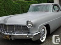 Make. Ford. Year. 1956. Colour. Silver. kms. 79000.