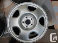 "Brand: HONDA CR-V & ACCORD, MDX 17"" OEM STEEL Wheel Rim"