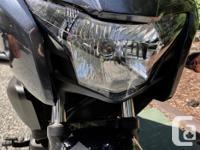 Make Honda Model Ctx Year 2015 kms 1928 This Honda CTX