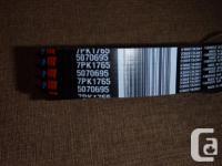 Honda Serpentine Belt for 2003-2011 Element.