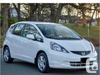 Make Honda Model Fit Year 2013 Colour white kms 44000