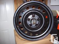 "Establish of 4 16"" kia spirit rims with 5 x ll4.3 bolt"