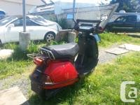 WILSON MOTOR WORKS is selling a Honda Jazz 80cc