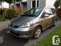 Make. Honda. Version. Fit. Year. 2008. Colour. Silver.