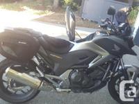 Make Honda kms 7744 Amazing motorcycle! This low km