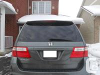 Make Honda Model Odyssey Year 2007 Colour Grey kms