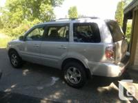 HONDA PILOT EX 2007  FOR SALE LOOK LIKE NEW LATHER