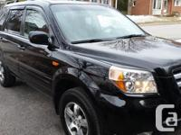 Make Honda Model Pilot Year 2007 Colour Black kms