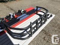 Honda Ridgeline bed extender for a 2006-2015 Ridgeline.