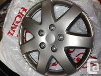 Honda Accord rims and wintertires for sale used