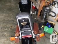 Make Honda 1985 Honda Shadow VT1100 45,000 original