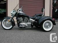 Convert your Honda to a Trike FINANCING AVAILABLE FOR