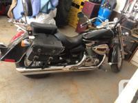 Make Honda Year 2004 kms 26331 Honda Shadow Aero à
