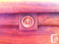 """Hope Chest with cedar lining (excellent condition) 45"""""""