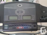 Horizon Fitness Treadmill model Elite 1.2T. Treadmill