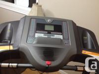 Horizon Treadmill CT5.0 in excellent condition. Loads