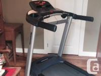 Well maintained Horizon CT5.1 Treadmill. Works great,