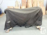 Big D Fly Sheet-size 80---$65.00 **Reduced to $50.00**