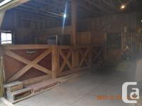Horse board available in Sooke on 12 acres with year