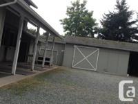 Self and full board facility, Beaver Lake area, close