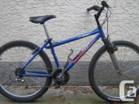 Iron Horse - MT100 - competing collection. This bike,