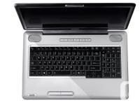 17'' TOSHIBA Satellite L550D Notebook PC BIG SCREEN