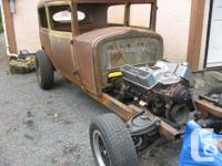 Make Pontiac Year 1929 Trans Automatic 2 door, 350 V8,