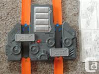 Hot Wheels Track Builder set, great shape, includes