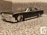 Have one 64 Lincoln Continental hotwheels dropstar