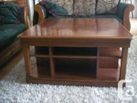Lexington Cherry,Durham oak furniture, many framed
