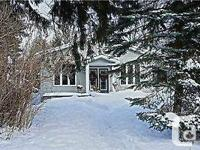 Very Tastefully Decorated Open Concept Home In