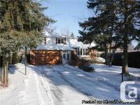 Meticulously Maintained 2646 Sq Ft 4 Level Side Split