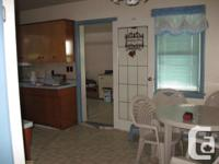 # Bath 1 # Bed 2 A great cottage or starter home!