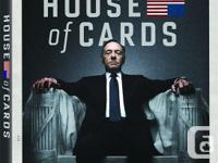 House of Cards: The Complete First and Second Seasons