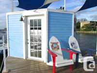 Rest Abord Our Inique & Charming 65' Houseboat ...