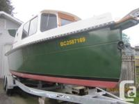 1995 Nimble Nomad Tropical Trawler - $28800 (Delta