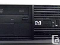 In mint condition and super quiet HP Small Form Factor
