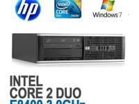 Offering a HP Compaq-8000 Elite desktop computer body