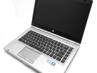 The Elitebook series from Hewlett-Packard is a business