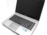 The Elitebook series from Hewlett-Packard is a business