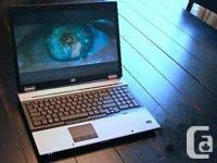 This used HP EliteBook 8740w is excellent   condition.