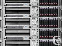 HP Proliant DL380 G5 $600. Generation 5. Support vmWare