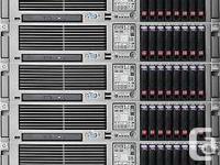 HP Proliant DL380 G5 $600. Generation 5. Support vmWare