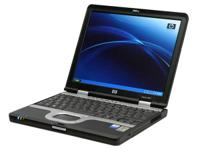 The HP Compaq Business Notebook nc4010 ultraportable is