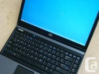 HP COMPAQ Laptop Notebook intel Core 2 Duo T7200 / Wifi