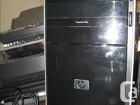 HP p6732f Mid Gamer, AMD Triple Core, Gigabyte HD 6770