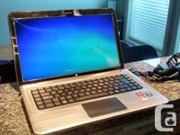 "HP Pavilion 15.6"" Laptop, 1.70GHz AMD Phenom II"