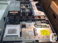 I have a HP Proliant DL380 G3 server for sale. Here are