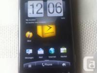 Offering LIKE NEW black HTC Charisma 4G PD 15100 a